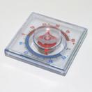 Termometru geam koch